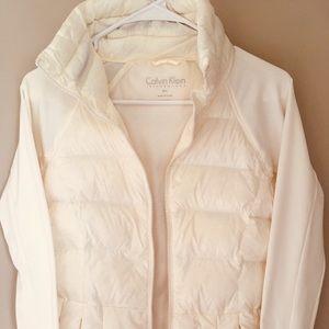 Calvin Klein performance quick dry jacket